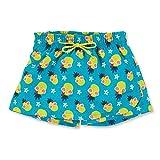 Sterntaler Kinder Mädchen Schwimm-Hosenrock, UV-Schutz 50+, Alter: 4-6 Jahre, Größe: 110/116, Türkis