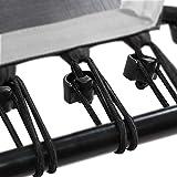 Bungee-Seile Set inkl. Befestigungsclip für SportPlus Fitness Trampolin
