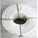 Nylon Rope Braided for Craft and Drying Clothes, Indoor & Outdoor Laundry Clothesline (20M)