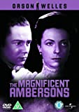 The Magnificent Ambersons [DVD] [1942]