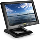"""Lilliput FA1013-NP/H/Y,10.1"""" LCD HDMI Monitor with YPbPr Input;HDMI & YPbPr Input, to Connect with Full HD Video Camera"""