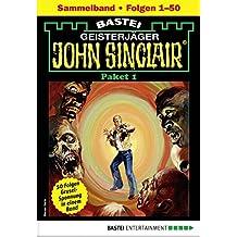 John Sinclair-Paket 1 - Horror-Serie: Folgen 1-50 in einem Sammelband (John Sinclair Staffel)