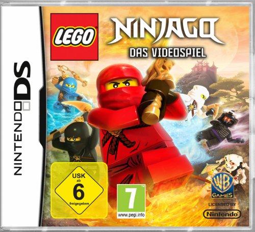 LEGO Ninjago - Das Videospiel [Software Pyramide] - [Nintendo DS] (Lego Ninjago 3 Ds)