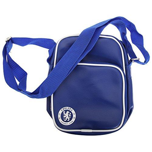 Borsa Piccola Ufficiale del Chelsea FC Blu/Bianco