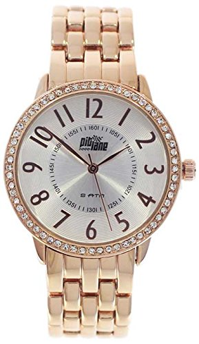 Pit Lane Reloj con movimiento Miyota Woman PL-4008-3 38 mm