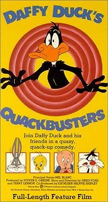 Daffy Duck's Quackbusters [VHS]