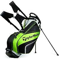Taylormade Pro Cart 4.0 - Borsa Da Golf Per Uomo, Colore Nero/Verde, Taglia Unica