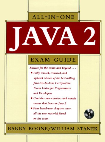 Java 2 Certification Exam Guide for Programmers and Developers par  Barry Boone
