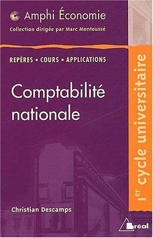 Comptabilit nationale