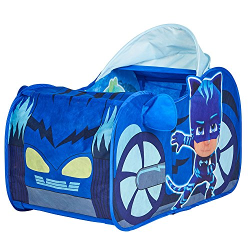 PJ Masks 167PJM - Pyjamahelden: Pop-up-Spielzelt - Catboy (Gas Maske Kleinkinder)