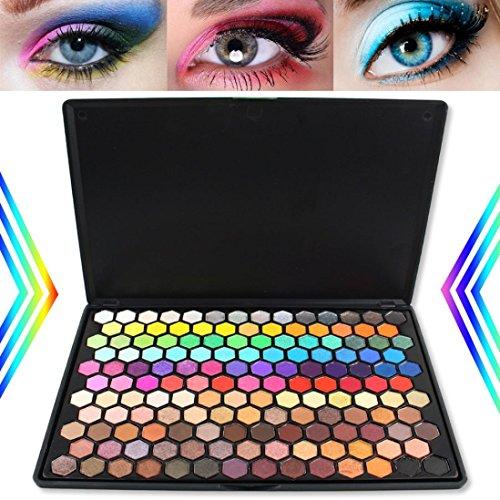 Fards à paupières,Cosmétiques fard à paupières maquillage miroitement Matte palette 149 couleurs yeux ombre maquillage cosmétique scintillement palette ombre à paupières ensemble de maquillage par LHWY