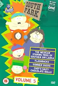 South Park: Vol. 5 [DVD]