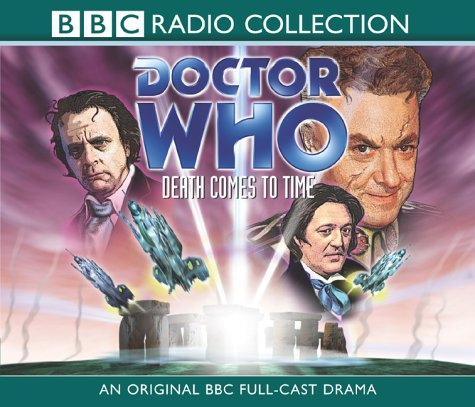 doctor-who-death-comes-to-time-bbc-radio-collection