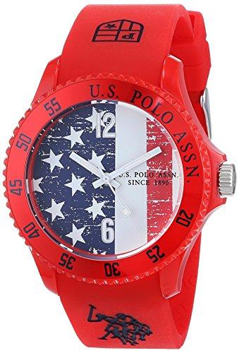 U.S.POLO ASSN. Herren-Armbanduhr USP4176RD