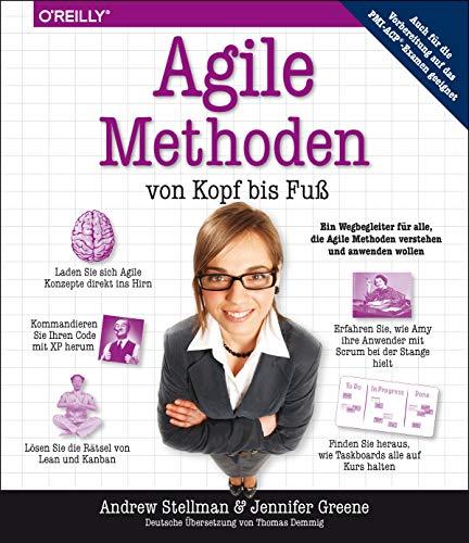 Computer-kopf (Agile Methoden von Kopf bis Fuß)