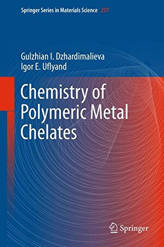 Chemistry of Polymeric Metal Chelates (Springer Series in Materials Science)