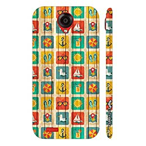 Lenovo S 820 Vacation Time designer mobile hard shell case by Enthopia