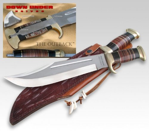 OUTBACK Crocodile Bowie