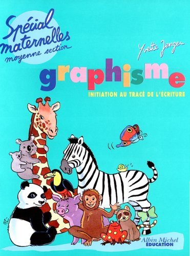 Graphisme, moyenne section