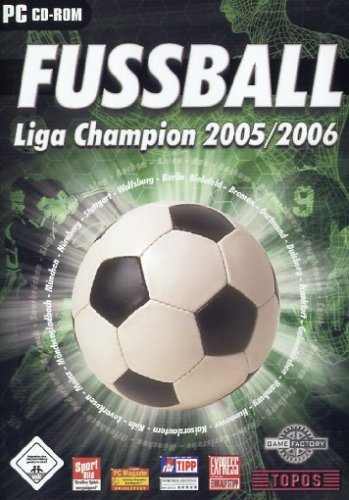 Fussball Liga Champion 0506