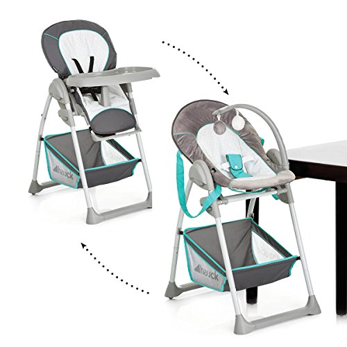 High Chair Hauck Sit'n Relax - Hearts Best Price and Cheapest