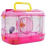 Zedelmaier Transportbox für Hamster Nager Mäuse mit Rohrsystem und...