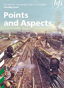 The British Transport Films Collection Volume 8 - Points and Aspects [DVD]