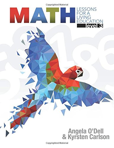 Math Lessons for a Living Education Level 3 por Kyrsten Carlson
