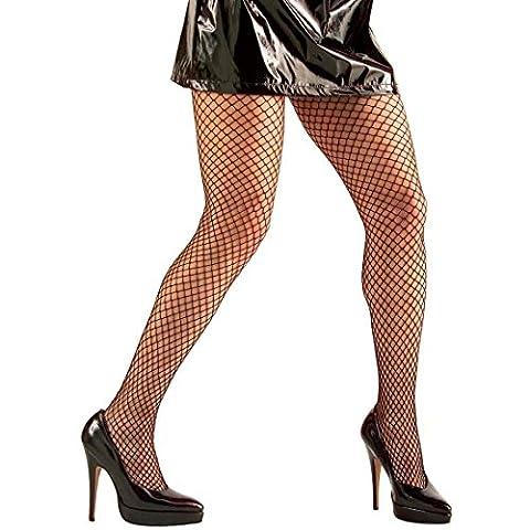 Bas résille noirs pour homme bas noirs bas pour homme Drag Queen panty ballet pour homme nylon costume accessoire enterrement de vie de garçon