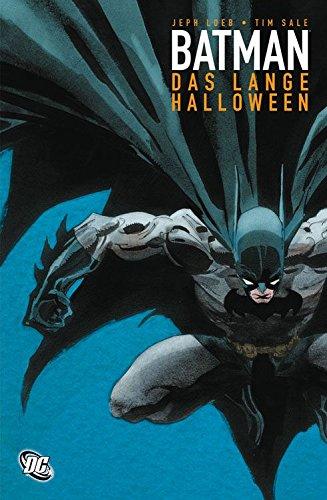 Batman - Das lange Halloween (2010, Panini) ***Der lange vergriffene Batman-Klassiker auf 364 Seiten (!) in brandneuer Auflage und Übersetzung!*** (Loeb Halloween Lange)