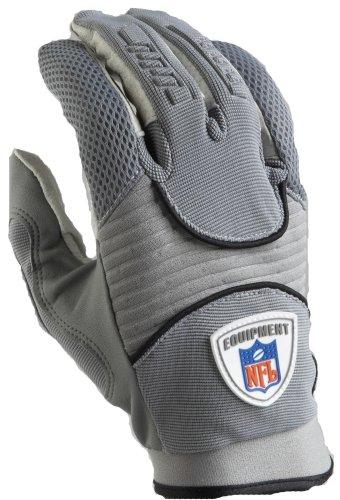 Reebok Équipement NFL DZ III col Football Gant (rf9019)–S gris