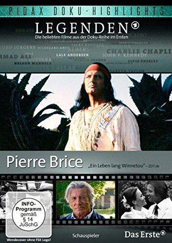 Legenden: Pierre Brice – Die beliebte ARD-Reihe über den unvergesslichen Winnetou-Darsteller (Pidax Doku-Highlights)