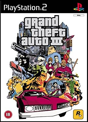 Grand Theft Auto III (PS2) from Rockstar