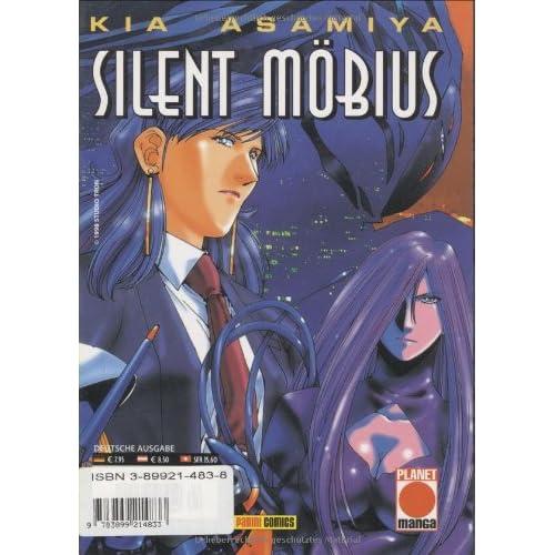 Silent Möbius 04.