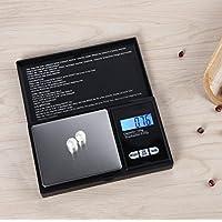 LCD Mini balanzas digitales, exactitud 0.01g Herramienta de medida de exactitud