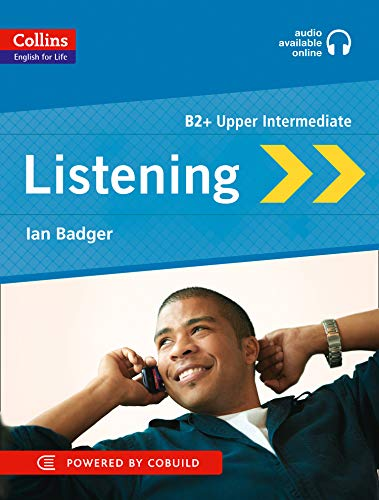 Listening: B2. Per le Scuole superiori (Collins English for Life: Skills) por Ian Badger
