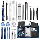 80-in-1Präzisionswerkzeug-Set, magnetisches Schraubendreher-Set mit Aufbewahrungskiste, für Elektronikgeräte, Werkzeug-Set zur Reparatur von Handy, iPad, Tablet, PC, MacBook, Brillen