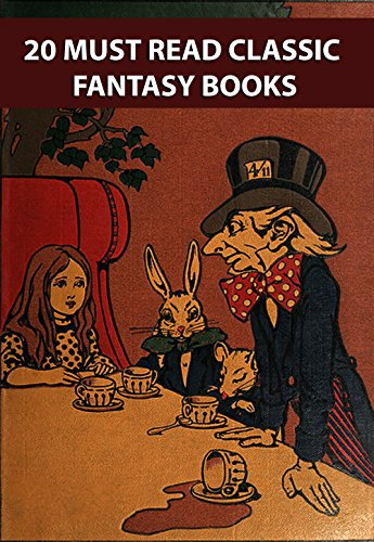FANTASY BOOKS: ALICE'S ADVENTURES IN WONDERLAND, PETER PAN, THE JUNGLE BOOK, THE WONDERFUL WIZARD OF OZ,  JAPANESE FAIRY TALES, THE ... DRAGONS, AND MANY MORE... (English Edition) ()