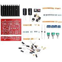 Hemobllo Kit de Bricolaje Amplificador de Audio Digital estéreo subwoofer de 3 Canales 12v 2x18w