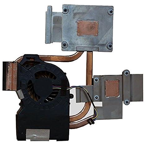 653627-001 Ventilateur CPU 4broches avec dissipateur de chaleur pour Notebook HP Pavilion DV7-6000