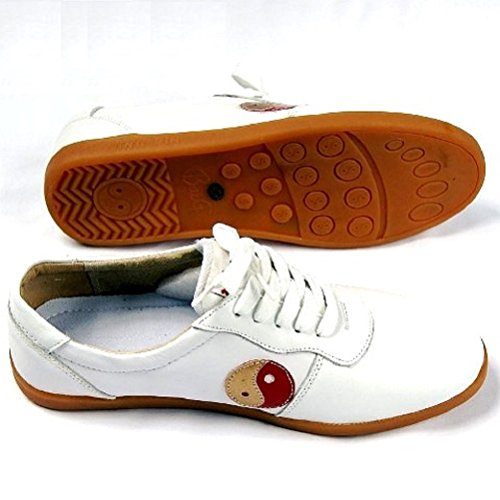 Schuhe yin yang Weiß - weiß