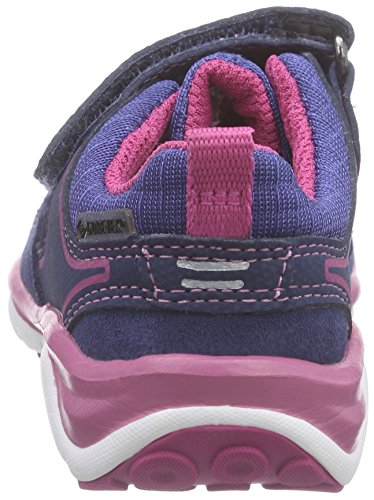 Superfit - Sport5 Mini, Sneaker basse Bambina Blu (Blau (INDIGO KOMBI 88))