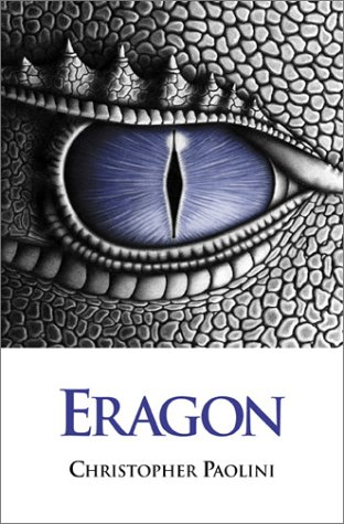 Book cover for Eragon