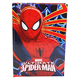 DC Comics Spiderman Diario Standard Diario Scolastico 10 Mesi Blu