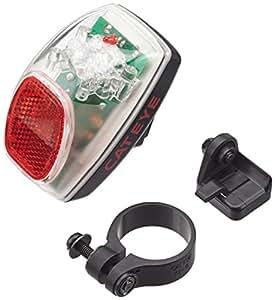 CAT EYE TL-AU 100 G - Lampe arrière - transparent 2014 Éclairage arrière