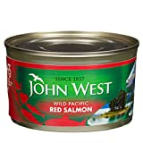 #8: John West Wild Pacific Red Salmon, 213g