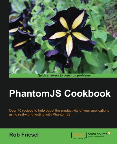 PhantomJS Cookbook