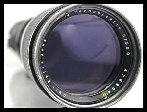 Objectif 500mm CARL ZEISS MONTURE M42