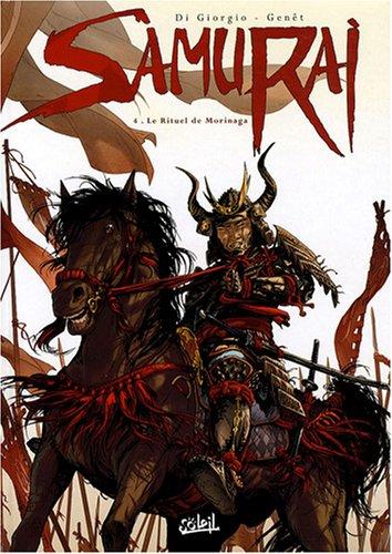 Samurai, Tome 4 : Le Rituel de Morinaga