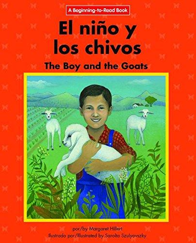 El Nino y los Chivos/The Boy And The Goats (Beginning-to-read) por Margaret Hillert